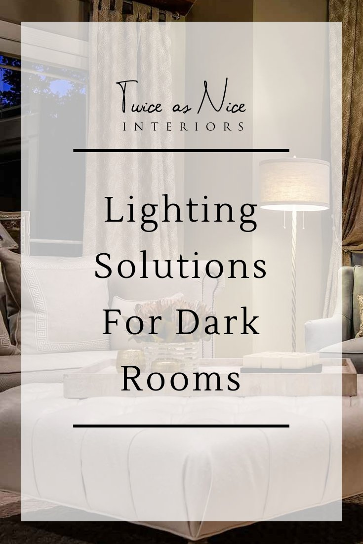 Blog Post Lighting Solutions For Dark Rooms